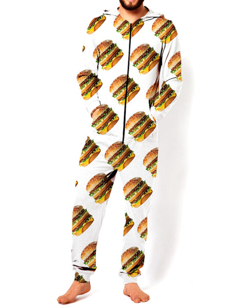 Big Mac Jumpsuit Onesie