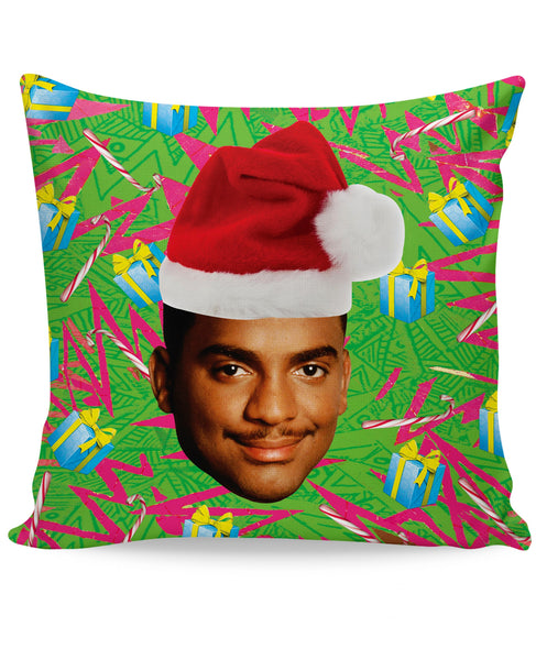 Carlton Christmas Couch Pillow