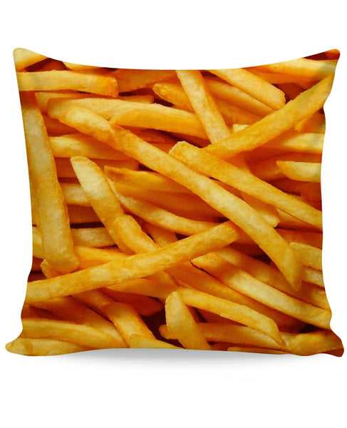 French Fries Couch Pillow