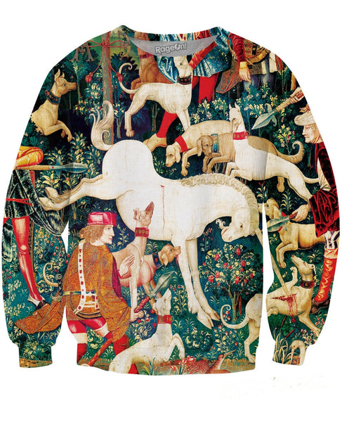 Killer Unicorn Sweatshirt