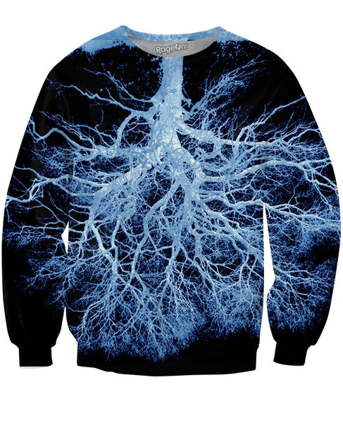 Inverted Tree Crewneck