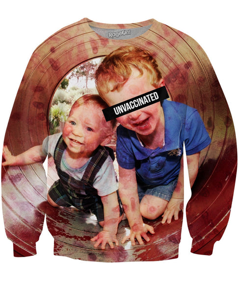 Measles Crewneck Sweatshirt