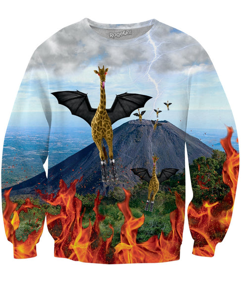The End is Near Crewneck Sweatshirt