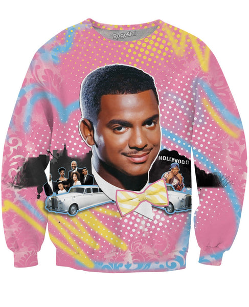 So Fresh Carlton Banks Crewneck Sweatshirt