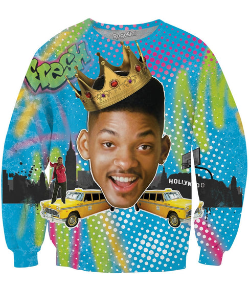 So Fresh Will Smith Crewneck Sweatshirt