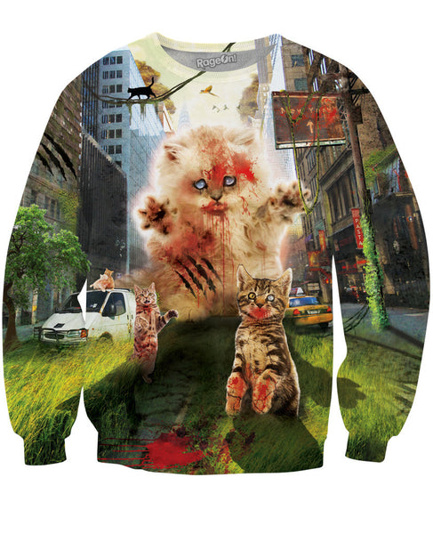 The Zombie No One Loved Sweatshirt