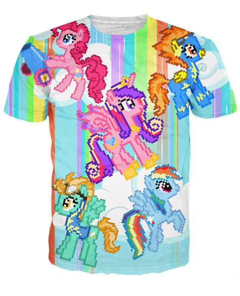 Digital Pony T-Shirt