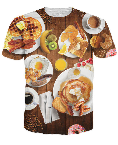 Breakfast All Day T-Shirt