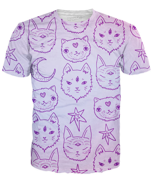 Kitty Mystics T-Shirt