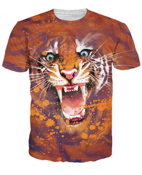 Tiger Strike T-Shirt