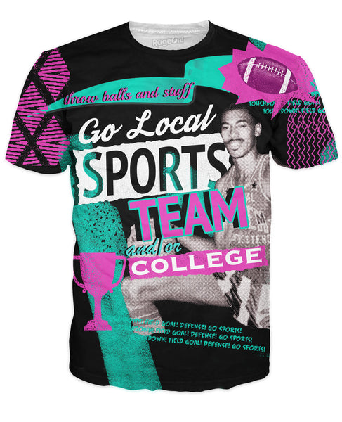 Go Local Sports! V2 T-Shirt