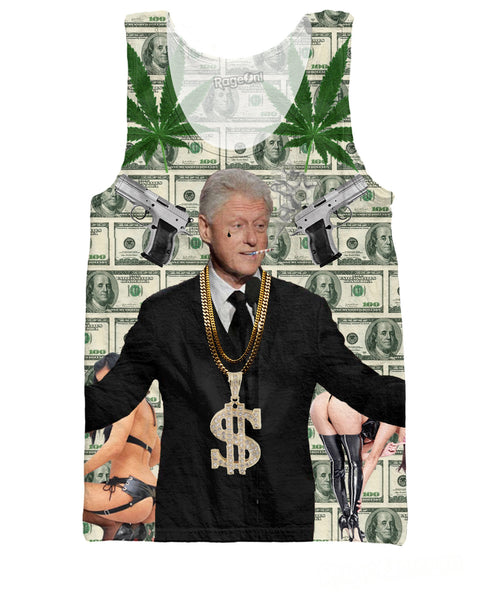 Bill Pimpin Tank Top