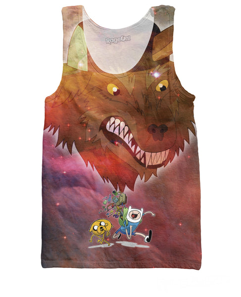 Adventure Time Party God Tank Top