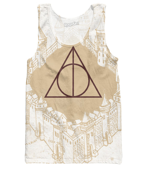Marauder's Map Tank Top
