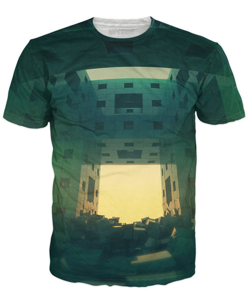 Block Effect T-Shirt