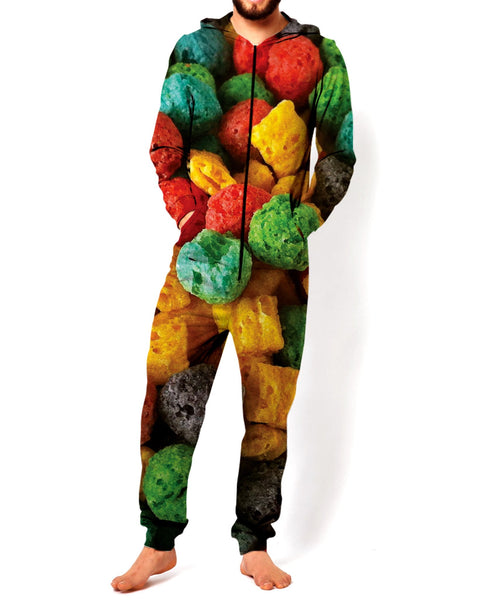 Cap'n Crunch Jumpsuit