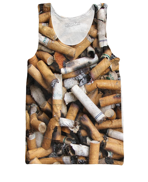 Cigarettes Tank Top