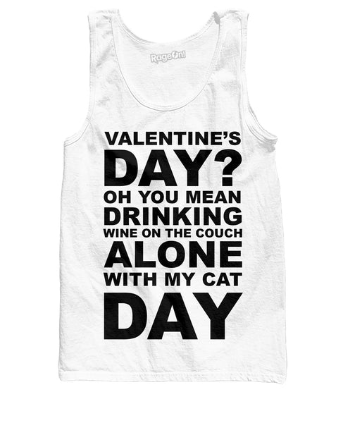 Valentine's Day? Tank Top