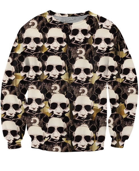 Panda Invasion Crewneck Sweatshirt