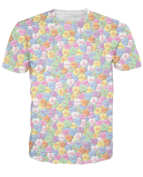 Naughty Hearts T-Shirt