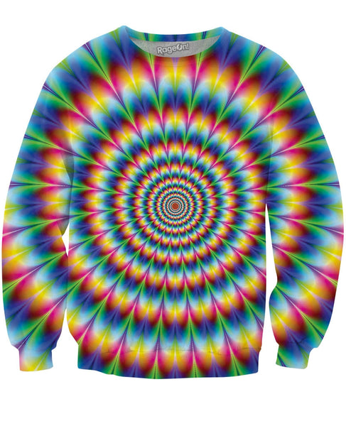 Into the Rainbow Crewneck Sweatshirt