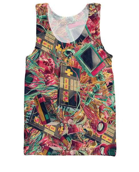 Retro Gamer Tank Top