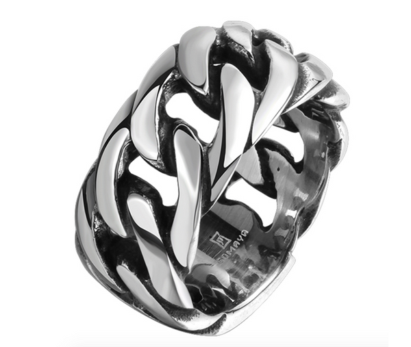 Steel Rope Ring