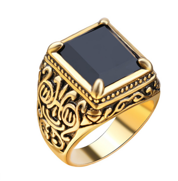 Medieval x Antiqued Gold