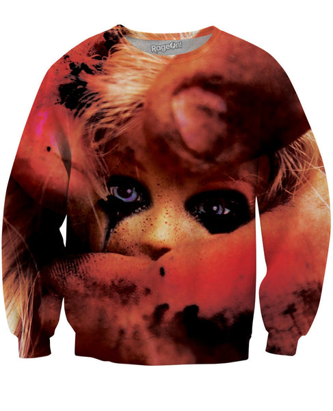 Silent Barbie Crewneck Sweatshirt