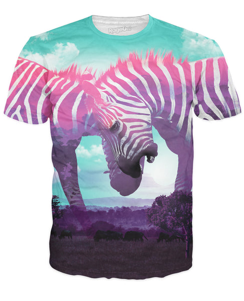 Zebra Grasslands T-Shirt