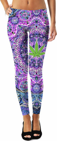 Nature's Medicine - Leggings