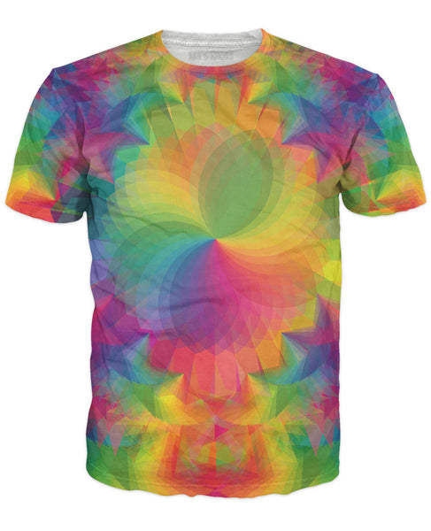 Kaleidoscopic Vision T-Shirt