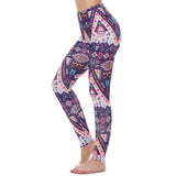 Mosaic Tribal Leggings