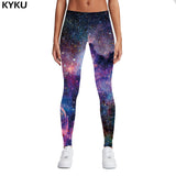 Cosmos Galaxy Leggings