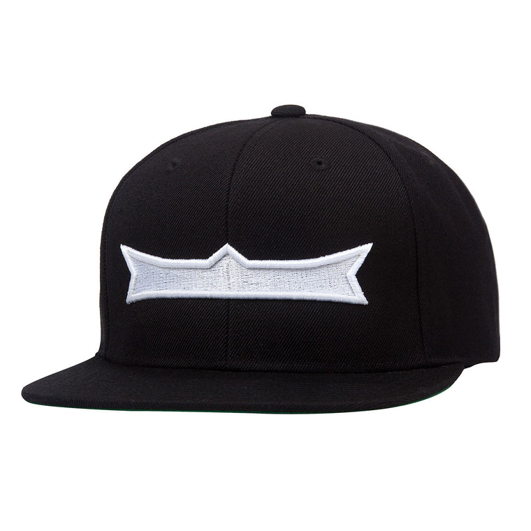 Gateway Hat Black/White