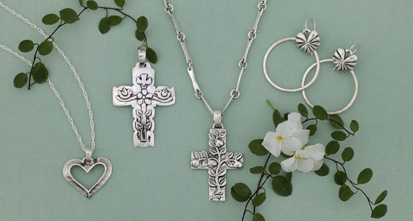 Handmade Christian Jewelry and Writings by Jeep Collins