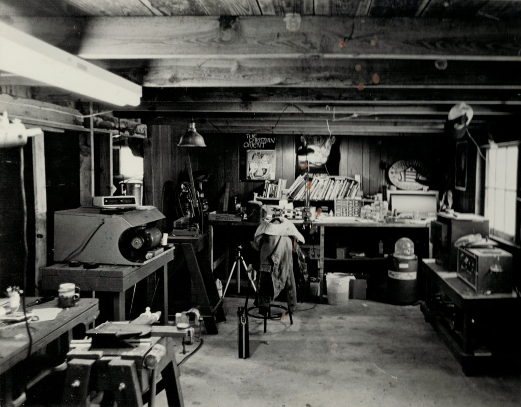 Jeep's First Workshop
