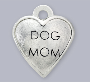 Dog Mom Pet Charm