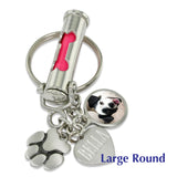 pet ashes urn keychain