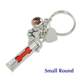 custom keychain pet memorial jewelry