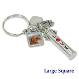 custom keychain with photo