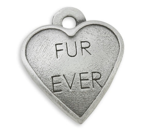 Fur Ever dog charm for dog charm photo bracelet and dog charm bracelet