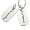 Personalized Dog ID Tag - Customer's Product with price 15.00 ID 26PwlbdNJJCQDtpTjKFr4xnD