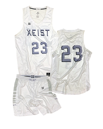 Xeist Stride-line Uniform