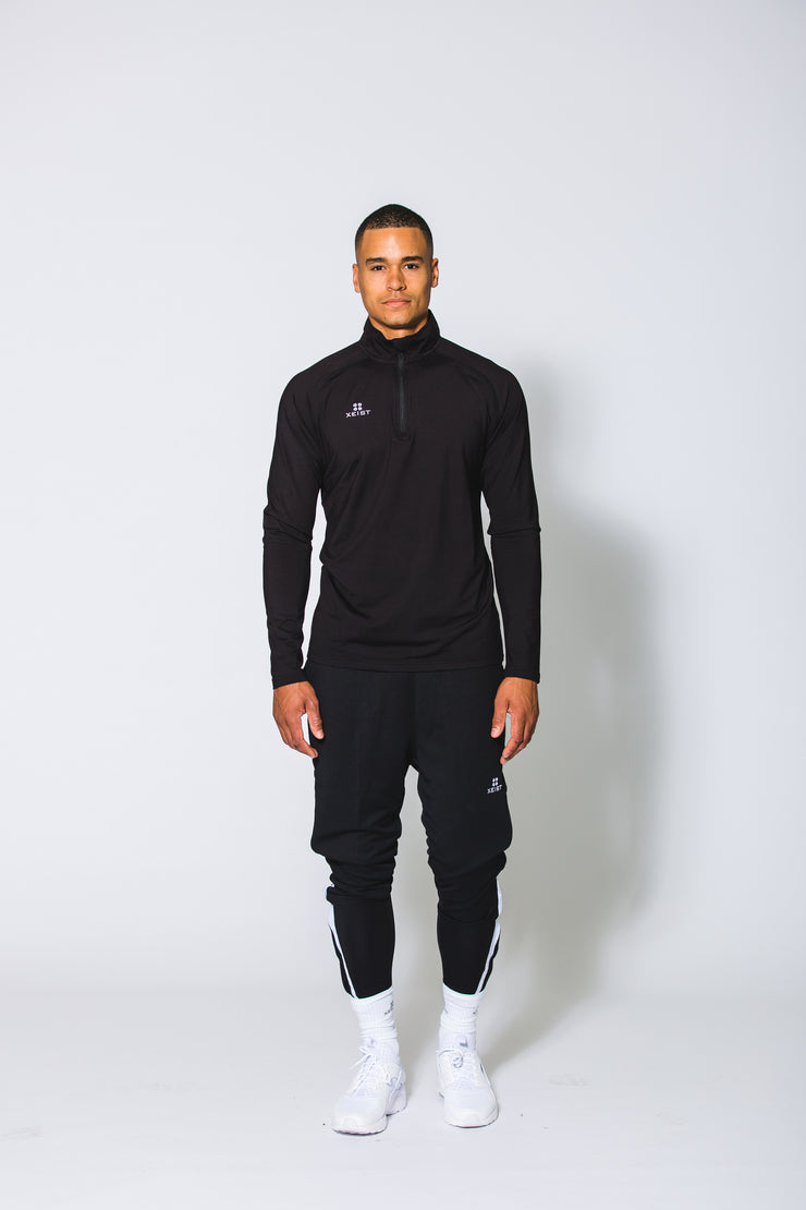 Long Sleeve 1/4 Quarter Zip - Xeist