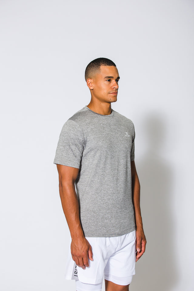 Grey XE-Compression Shooting/Performance Shirt - Xeist