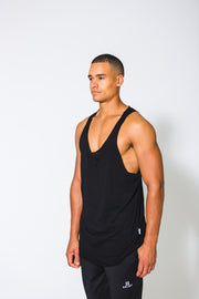 Black Essential Tank - Xeist