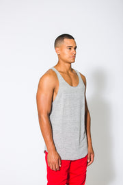 Grey Essential Tank - Xeist