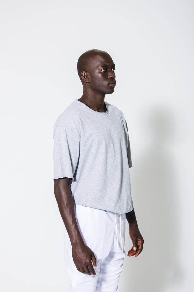 Essential Grey Tee - Xeist