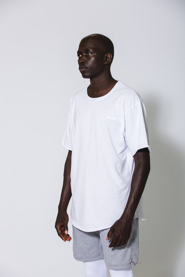 Essential White Tee - Xeist